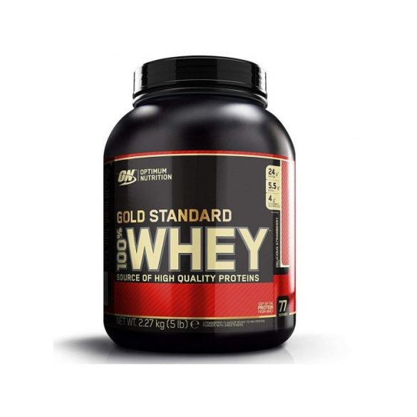 ON 100% WHEY GOLD STANDARD 2,27KG